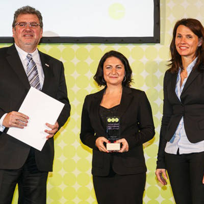 CoremanNet wins Germany's Federal Ecodesign Award