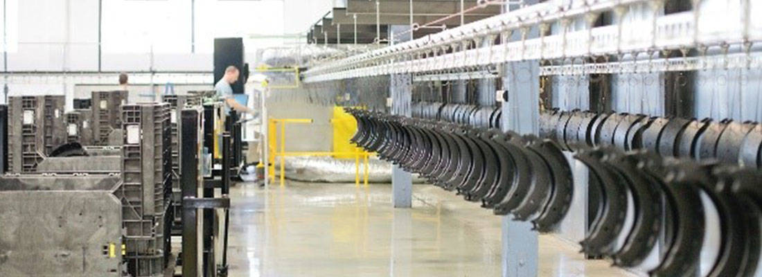 Bendix Remanufactured Brake Shoe Production Surpasses 4M Units