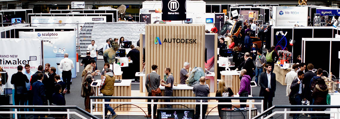 the next industrial revolution is here additive manufacturing europe 2016