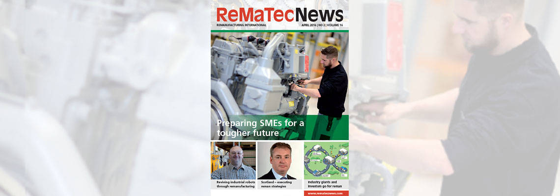 the latest edition of rematecnews magazine released