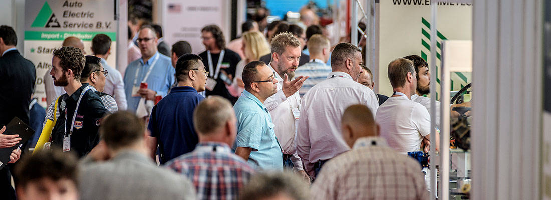 Rematec 2017 - Global meeting hub for remanufacturing
