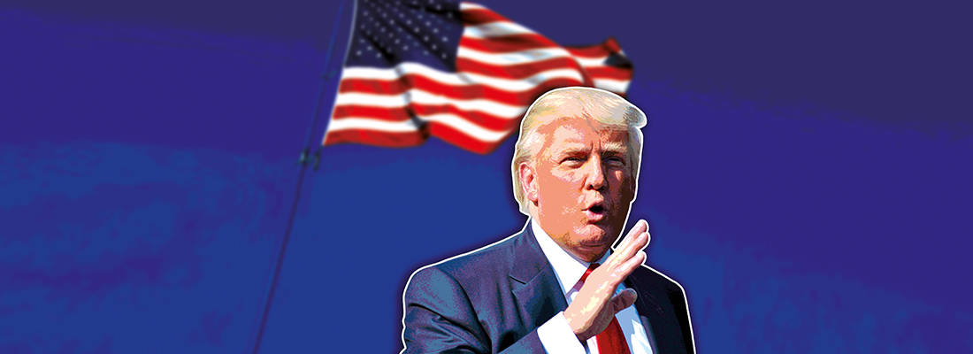 Why reman doesn't want to talk about Donald Trump