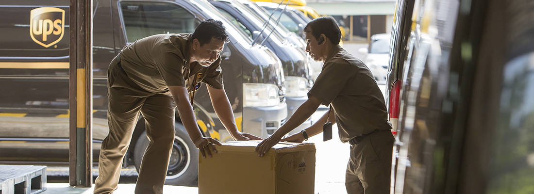 UPS is first to deliver at ReMaTec 2017
