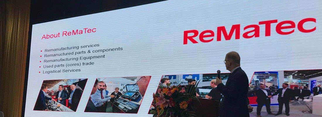 Rematec in China