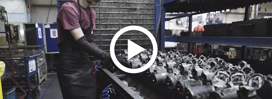 Car Parts Industries: Remanufacturing starters
